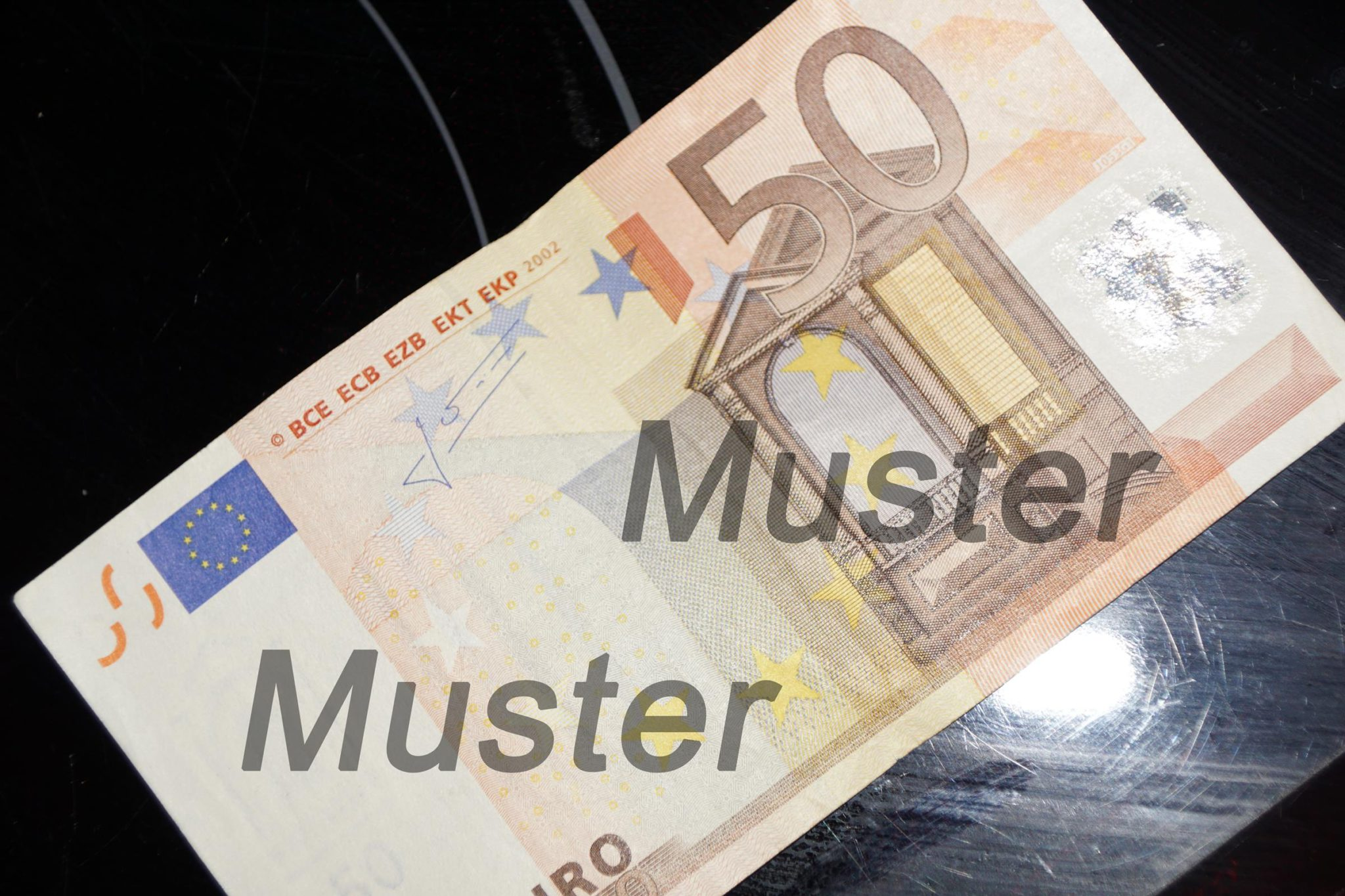 Geldspende EUR 50 von Petra Hofbauer