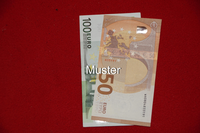 €150 Geldspende