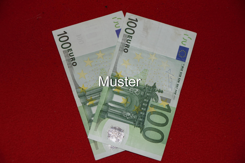 €200 Geldspende