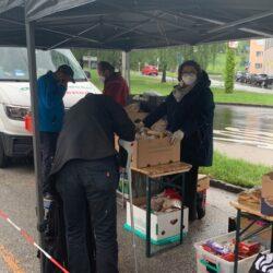 Obdachlosenhilfsaktion.at, Donnerstagsverteilung, Linz, Obdachlosenhilfe, Armut,