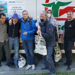 Linz Tour 29.5.2021, Hilf uns - bitte!, Obdachlosigkeit, Armut, Linz, Spenden, Hilfe für Bedürftige, Vergessen im eigenen Land